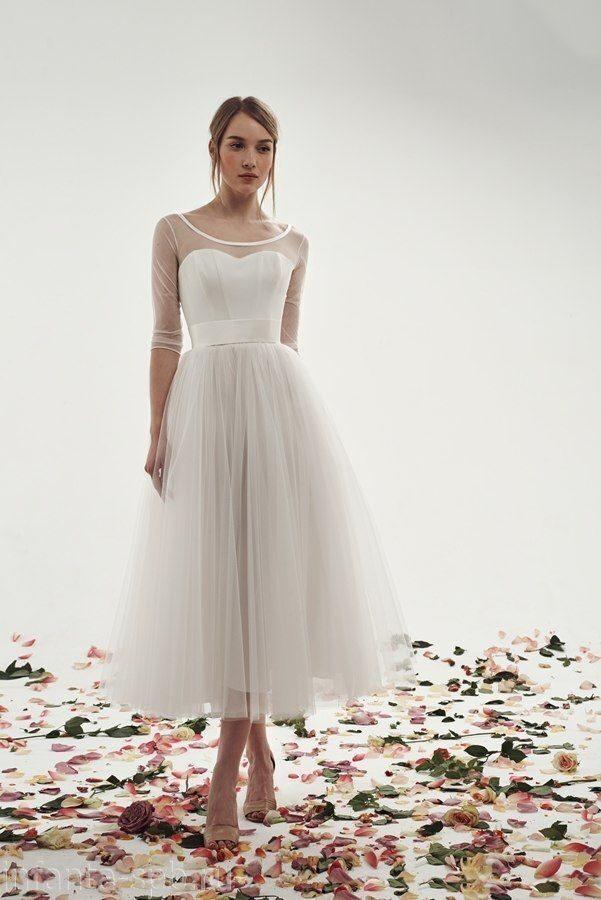 Свадебные платья с отстегивающейся  спб