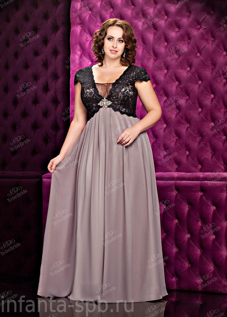 Вечерние платья больших размеров фото купить