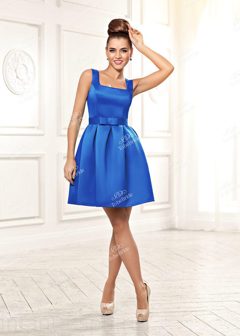 Платье средней длины фото для девушек