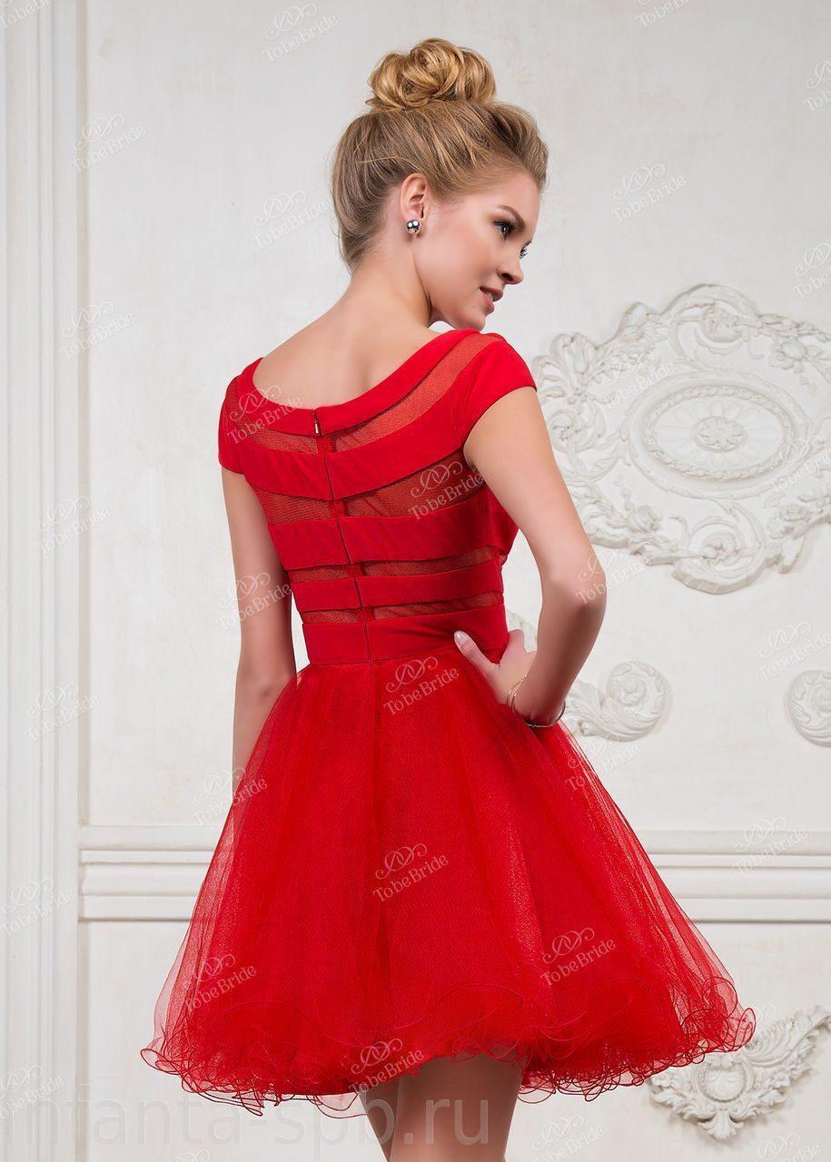 Купить красные пышные юбки