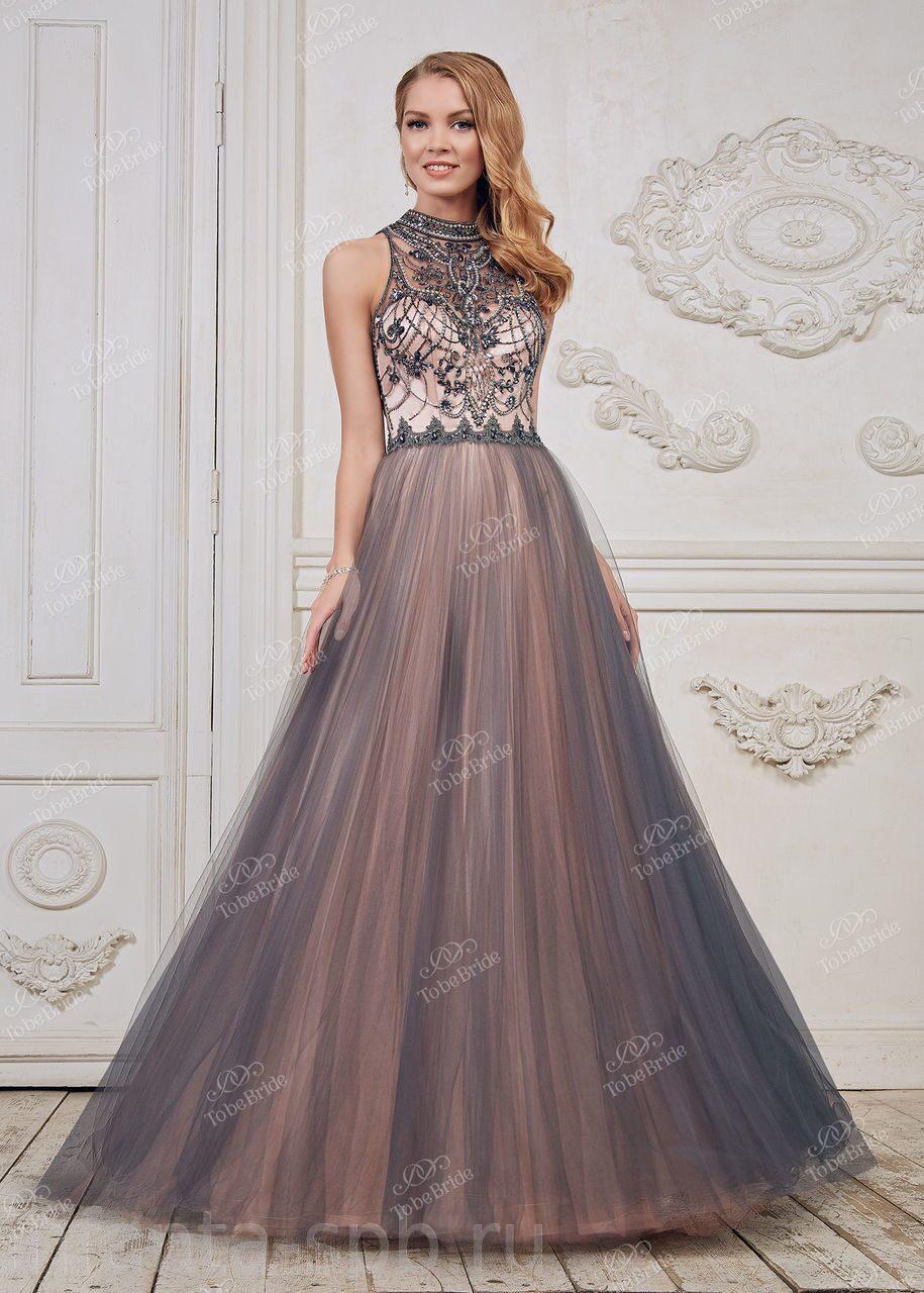 af41d9a117a Пышное вечернее платье в восточном стиле