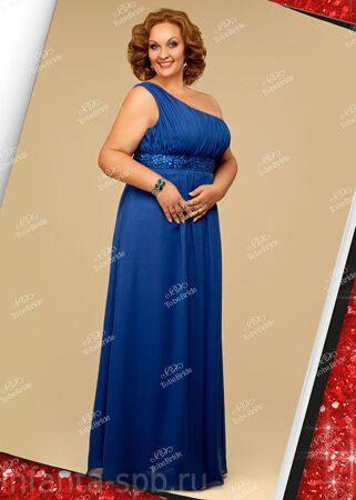 175ed3a8d29 Где купить вечернее платье для полных женщин большого размера в ...